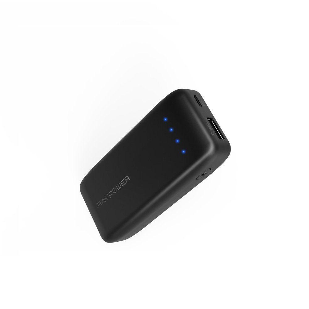 RAVPower - Premium Portable Charger, External Battery, USB wall